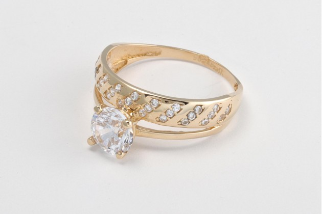 Ring - Rings - GOLD Engagement rings