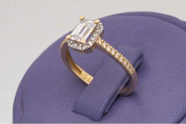 Ring - Rings - GOLD Engagement rings
