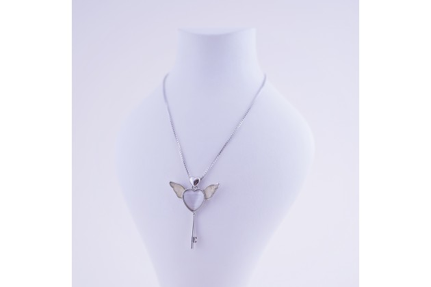 Fairy key neklace