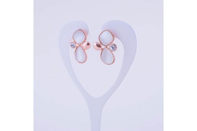 Aqua earrings - Jewelry Earrings