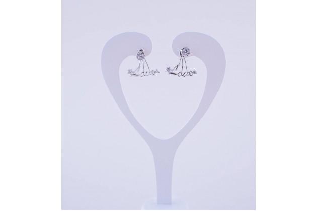 Earrings Love - Jewelry Earrings
