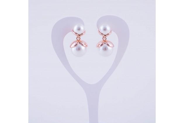 Pearl earrings - Jewelry Earrings