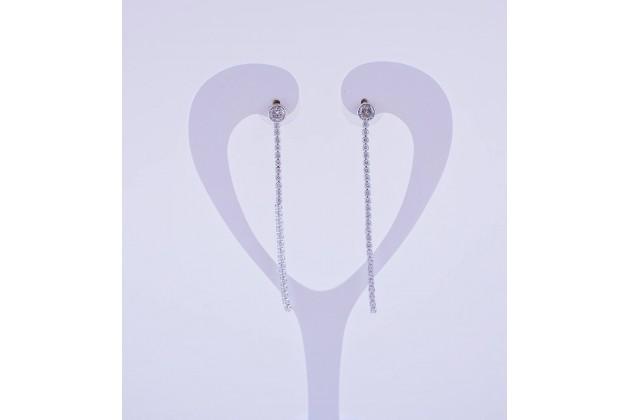 Zircon Earrings - Jewelry Earrings