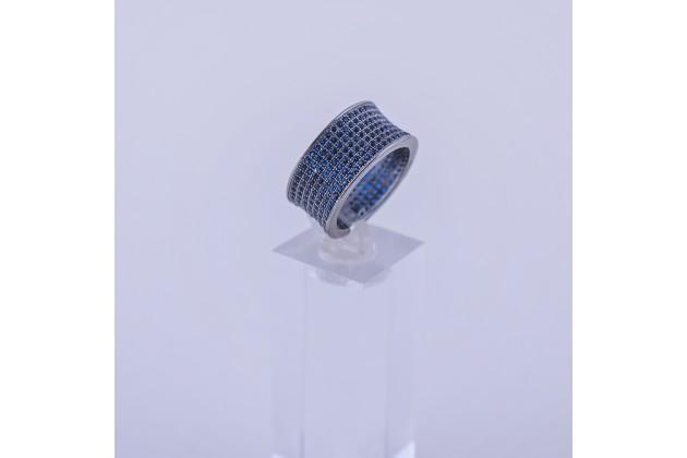 Crystal steel ring - Rings