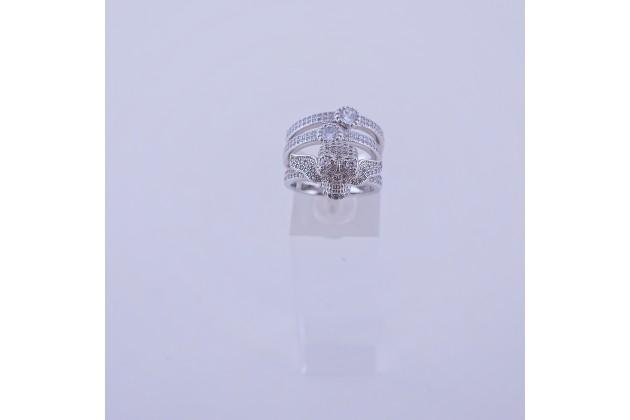 Rock Skull Ring