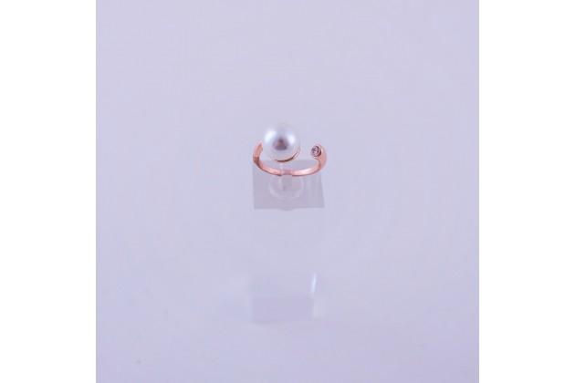 Stylish pearl ring - Rings