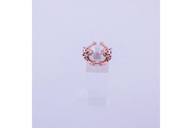 Savannah pearl ring