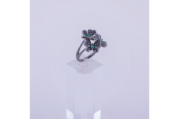 Night Butterfly ring