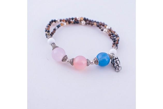 Decorated bracelet