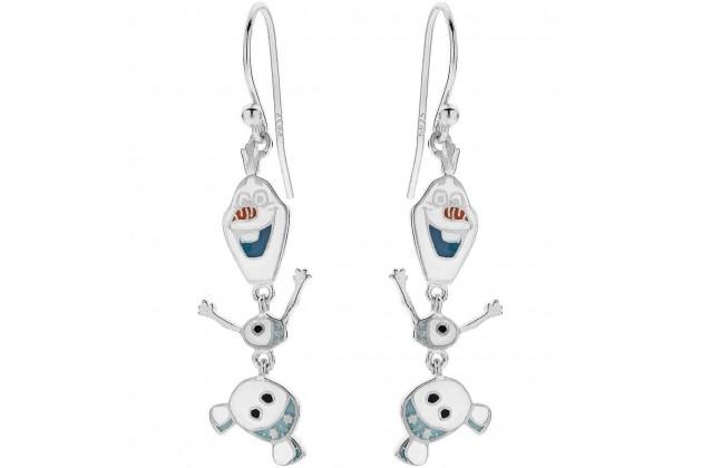 Dancing Olaf hanging earrings
