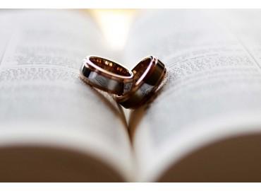 42 идеи за гравиране на венчални халки