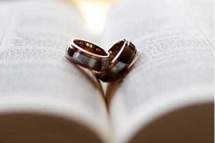 42 wedding bands engraving ideas