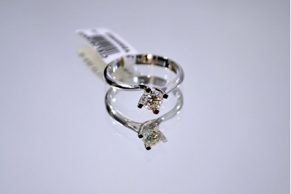 Taking care of diamond jewelry