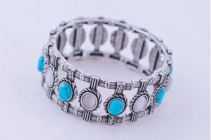 Turquoise - the classic birthstone of December
