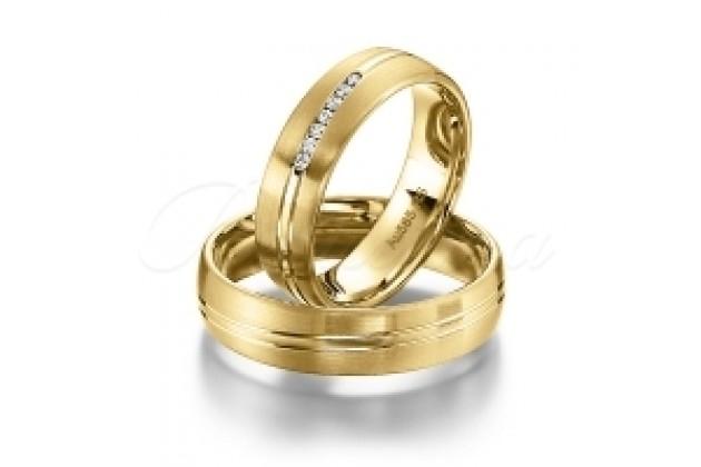 Брачни халки MARRY ME - Жълто злато