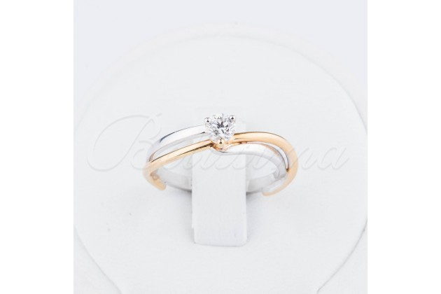 Пръстен - Rings - GOLD Engagement rings Rings with diamonds