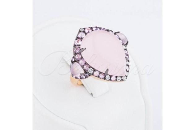 Пръстен, Пръстени с диаманти - бижута от Belissimavip.com
