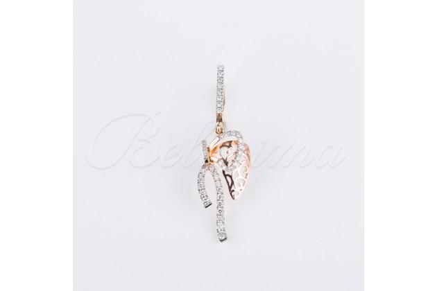 Earrings - Earrings - GOLD With diamonds