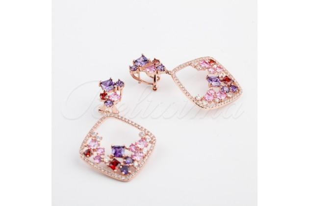 Earrings - Earrings - SILVER
