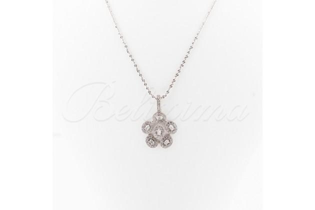 Silver medallion - Pendants - SILVER SILVER