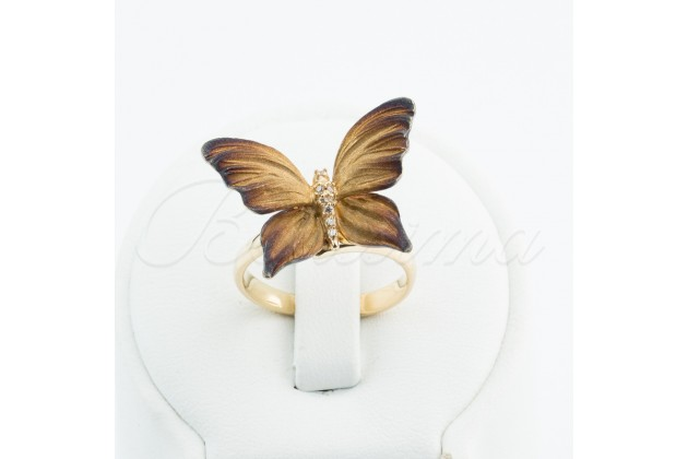 Ring - Franco Fontana - Rings - GOLD Exclusive rings Rings with CZ