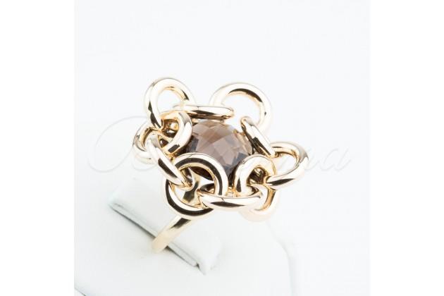 Ring - Franco Fontana - Rings - GOLD Color stones rings
