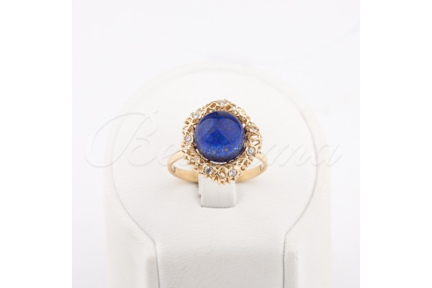 Ring - Franco Fontana - Rings - GOLD Color stones rings Rings with CZ